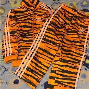 Rare adidas matching outfit